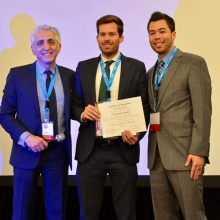 ATTRIBUTED BEST CLINICAL PRESENTATION AWARD IN SAN DIEGO TO DR. GONÇALO CARAMÊS