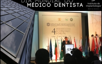 Professor João Caramês at the 4th Arab - Portuguese Economic Forum